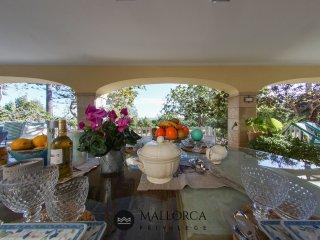 Can Renou Magnífica Villa Rústica Piscina-Barbacoa-Pista Tenis-Levante Mallorca, Porto Cristo