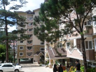Executive 2-Bedroom 2-Bathroom Condo (1) (close to Baguio Botanical Gardens)