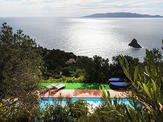 Villa Fiorita, un piccolo angolo di paradiso a Porto Santo Stefano