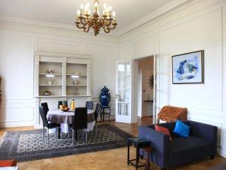 La Nacrée Appartement dans villa pour 6 à 7 personnes