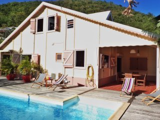 Villa creole proche plage 10 couchages