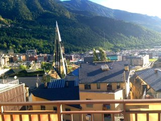 Andorra's Balcony Wifi, Región de Escaldes-Engordany