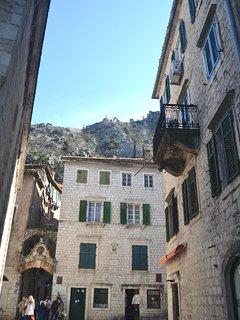 La Dolce Vita Apartment. II. Kotor. Montenegro. Old Town. Outdoor