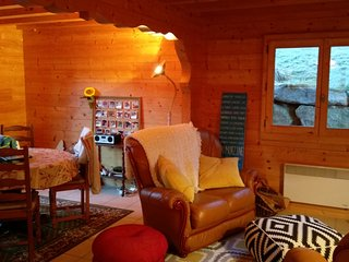 Beautiful 2 Bedroom Chalet