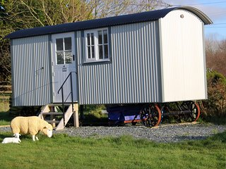 Christine's Shepherds Hut, Holsworthy