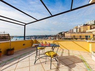 Bright Rooftop Apartment - Corso Vittorio Emanuele