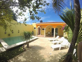 Cute Home With Pool in Merida, Yucatan