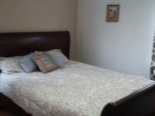 clean and cozy bedroom, Rosedale