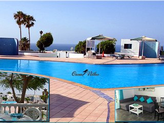 Casa Nitho - Beautiful apartment, seaview, pool