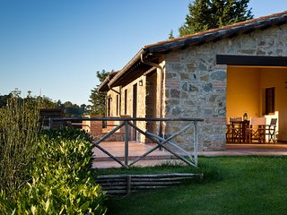2 bedroom farmhouse in Scansano