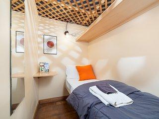 Chelsea Cabins, Nueva York