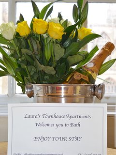 Welcome from Laura's Townhouse Apartments.