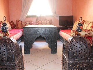 Experience exceptionnelle appartement Salma