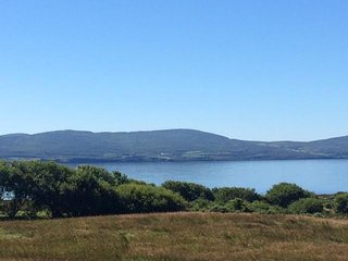 Magnificent views over Bantry Bay