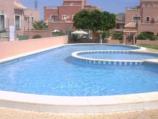 Holiday villa with shared pool, Los Montesinos