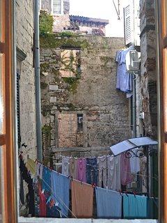 La Dolce Vita Apartment. II. Kotor. Montenegro. Old Town. hallway
