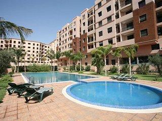 Expérience exceptionnelle en plein cœur Marrakech avec sa grande piscine
