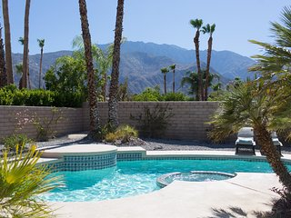Sun Drenched Palm Springs Getaway