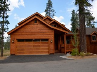 Luxury Home! Close to Northstar & Town -- Hot Tub & Steam Shower!  Easy access!