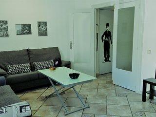 Apartamento muy céntrico en Granvía-Ruzafa