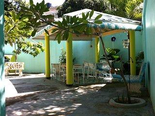 Casa Azul Apartment Garden View