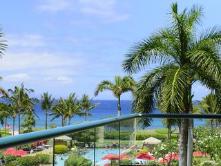 Maui Resort Rentals: Honua Kai Hokulani 341 – Upgraded 2BR w/ Deluxe Corner