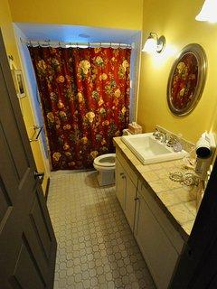 Bathroom #2 on bedroom level