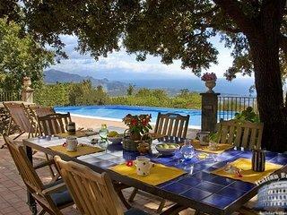 Villa in Sicily : Catania Area Villa Mongibello
