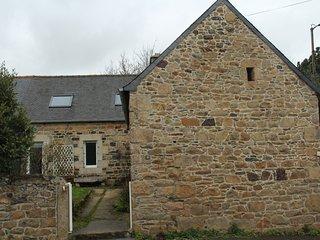 Petit et grand nid breton près du trieux