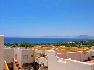 AZ03- 3 Bed Apt in San Gines, La Azhoia, Sea Views, La Azohia