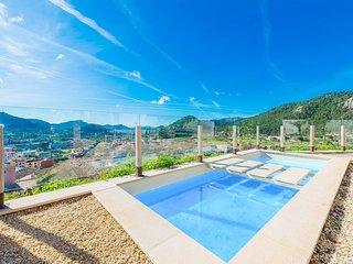 BONVIURE - Villa for 3 people in Andratx