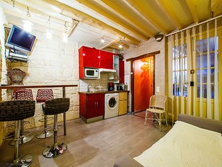 Stunning, Authentic Apartment Victoires
