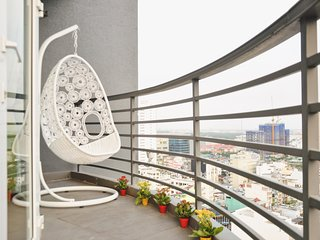 BEN THANH TOWER - LUXURY APARTMENT - 2 BEDROOM, Ciudad Ho Chi Minh