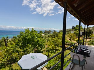 See Corfu Relaxing house with garden and sea view