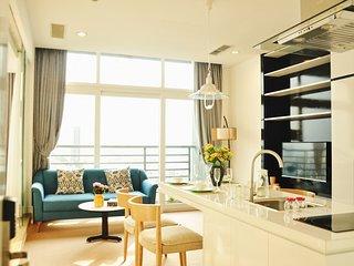 BEN THANH TOWER - LUXURY APT - 1 BEDROOM