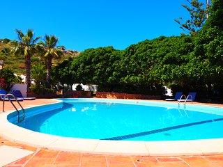 Appart. 4 pers. in Hotel Relais Le Nereidi- con colazione, WI-FI, piscina, bici