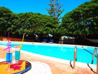 Appart. 3 pers. in Hotel Relais Le Nereidi- con colazione, WI-FI, piscina, bici