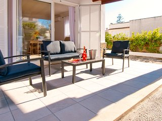 Diana Sunwing, house at one minute from the beach, fully equipped for 8., Port d'Alcúdia