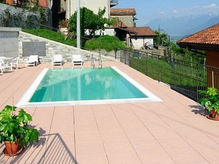 New listing! Family Friendly Apartment Overlooking Lake Como