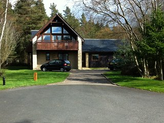 Slaley hall resort 4 bedroom villa  8th April - 15th April L200 per night