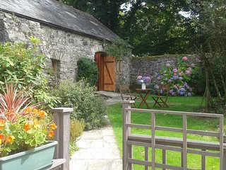 Hartsmead Cottage - Single Storey Barn Conversion in The Dartmoor National Park, Lydford