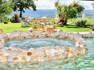Villa  Luxury Colle dell Asinello , pool with salt water and heated 30 Co always