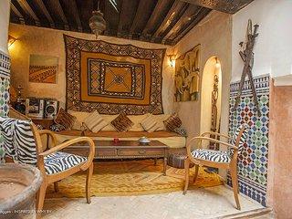 riad bab jenna, Marrakech