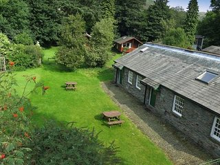 Traditional Private Gardener's Bothy, Patterdale, Glenridding, Ullswater