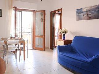 Grazioso appartamento a 100mt dal mare