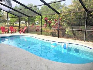Braden River Lakes Pool home 3/2