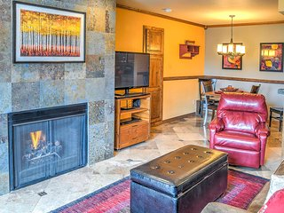 NEW! Ski-In/Ski-Out 2BR Brian Head Condo w/Pool!