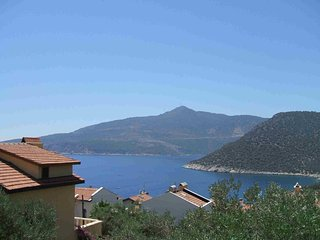 Nice cottage in Kalkan, sea view