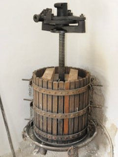 the old olive press