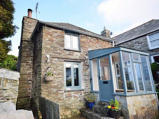 48762 Cottage in Tintagel, Trebarwith Strand